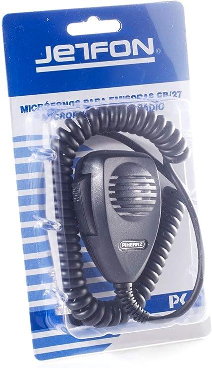Micr/ófono de Recambio CB Jetfon para emisora JOPIX 888