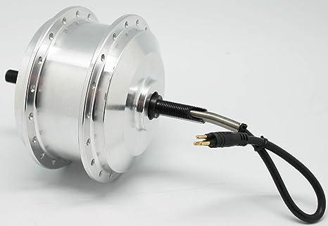 Motor Buje Motor 36 V/250 W Brushless sin escobillas para rueda ...