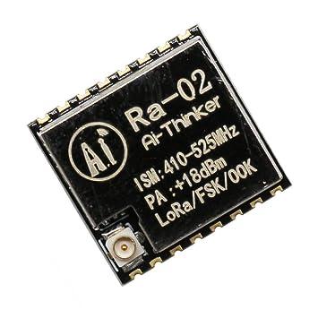 Amazon com: Sunhokey Ra-02 SX1278 Wireless Module 433MHz Wireless