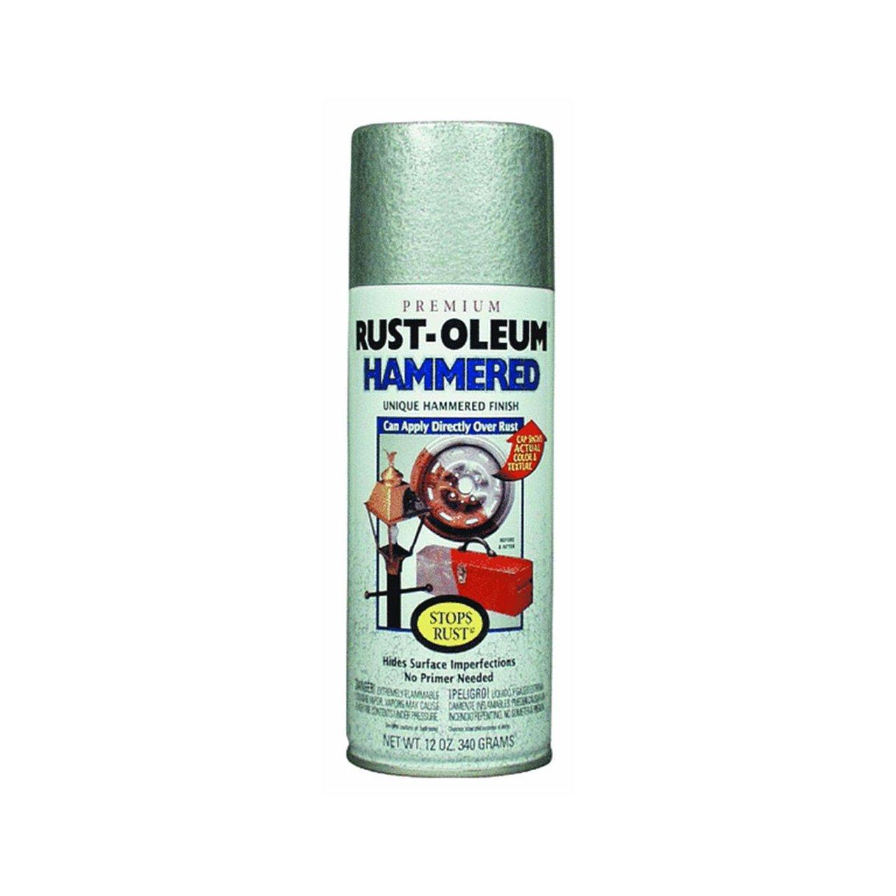 Rust Oleum Stops Rust 12 Oz Hammered Spray Paint 6 Pack