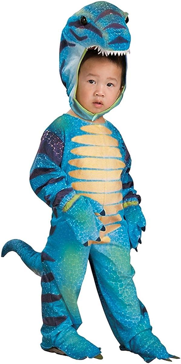 Toddler Boys T-Rex Dinosaur Costume Babys Triceratops Cosplay Jumpsuit