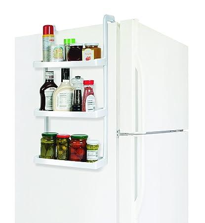 Versatile 3 Tier Space Saving Storage Shelves