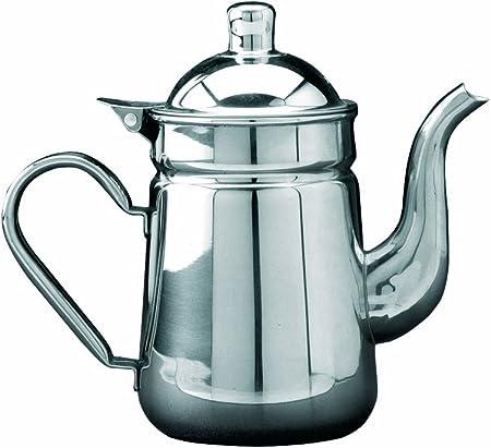 IBILI 610612 - Cafetera Conica Clasica INOX 1,20 Lt.: Amazon.es: Hogar