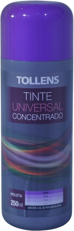 Tollens 8600 Tinte Universal Concentrado, Violeta, 250 ml