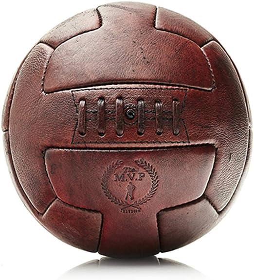 ZPF El balón de fútbol inglés más clásico, balón de colección de ...
