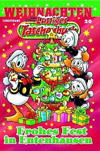 Lustiges Taschenbuch Weihnachten 20: Frohes Fest in Entenhausen