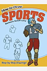 How to Draw Sports (Dover How to Draw) Paperback