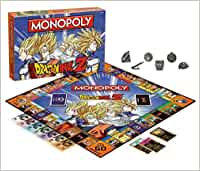 Monopoly Dragon Ball Z: Amazon.es: Libros en idiomas extranjeros