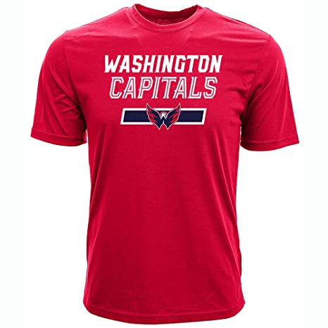 e12085a6b91f Levelwear NHL Washington Capitals T. J. Oshie Mens Undisputed Name   Number  Richmond Tee