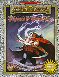 Image of the product Powers & Pantheons that is listed on the catalogue brand of Forgotten Realms - Deity,.