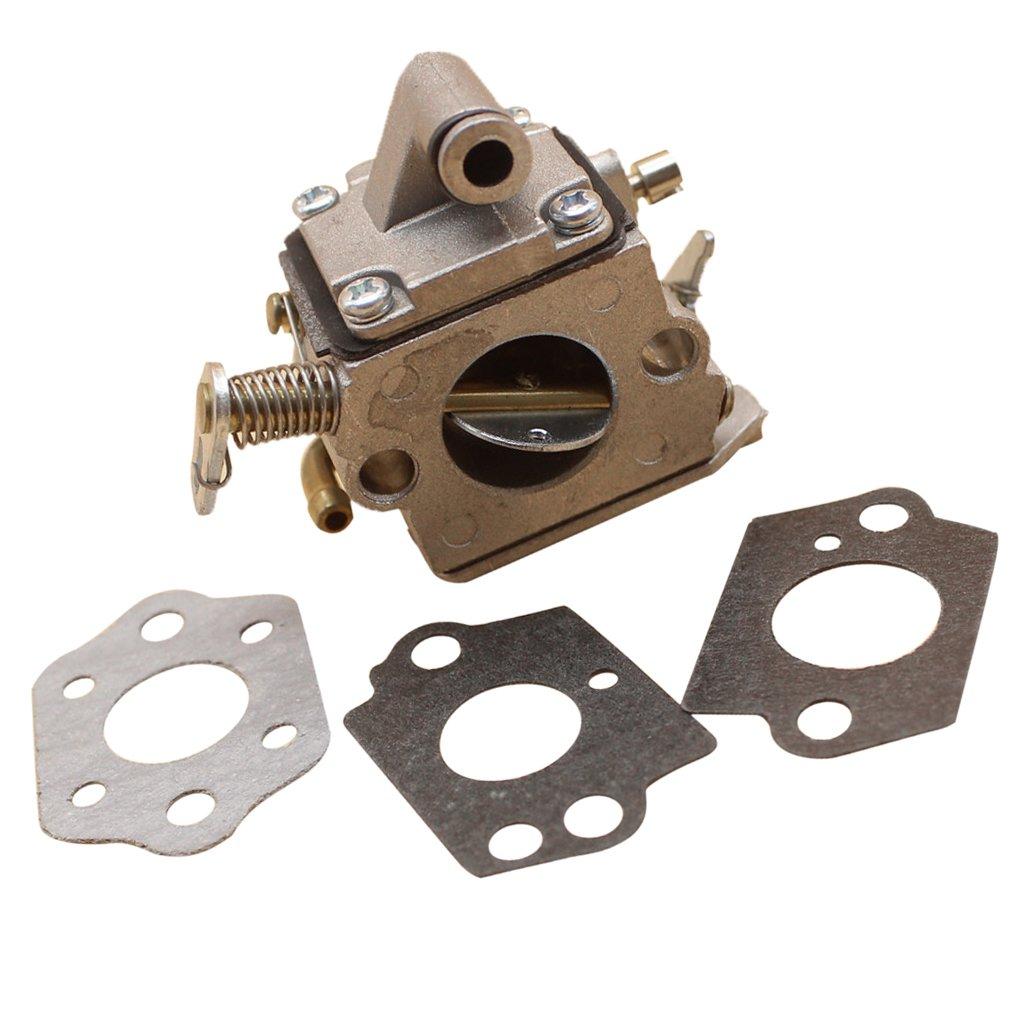 MagiDeal Kit Filtre à Carburateur Filtres à Essence Bougie d'Allumage pour Tronçonneuse de Jardin Stihl - C1U-K54A