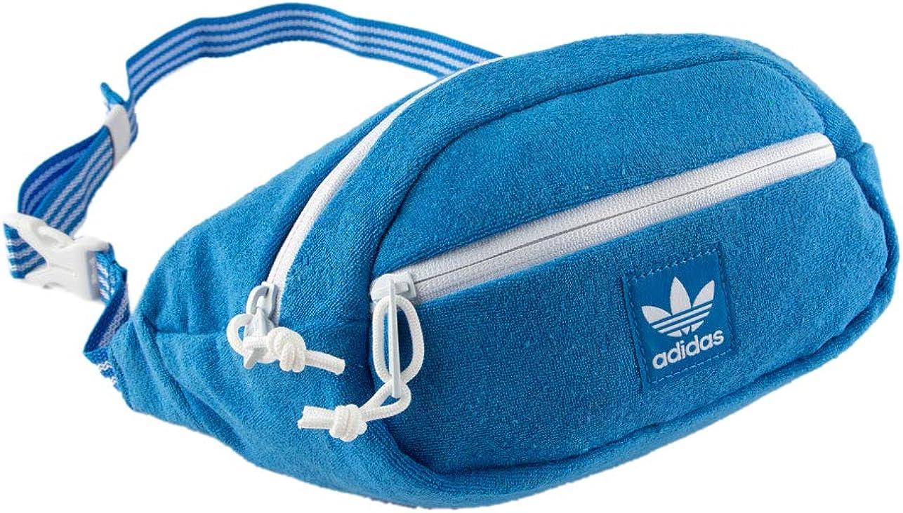 ADIDAS Originals Terry Waist Blue Fanny Pack, Blue: Amazon.es: Ropa y accesorios