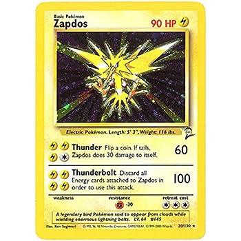 Zapdos - Basic 2 - 20 [Toy]