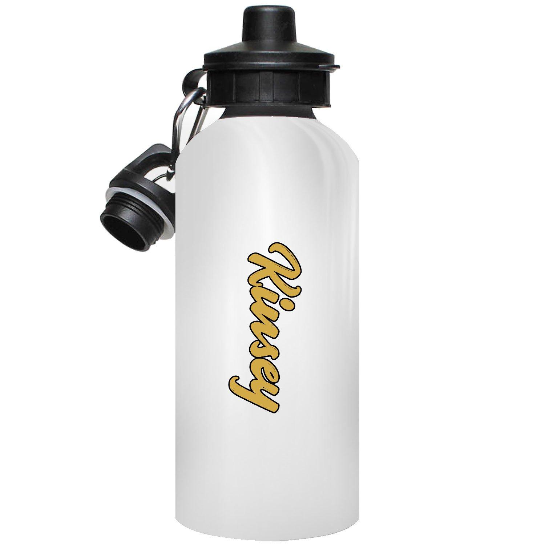 MugMax Haralabos Bottle Wasserflasche, Personalisierte Geschenke, Sportsflasche mit Haralabos, 600ml / 20oz
