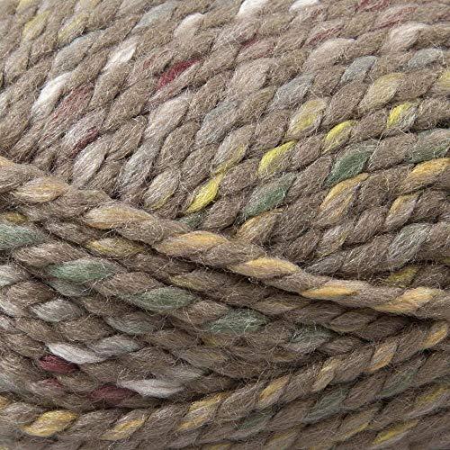 Lion Brand Yarn 640-616 Wool-Ease Thick & Quick Yarn Urban ()
