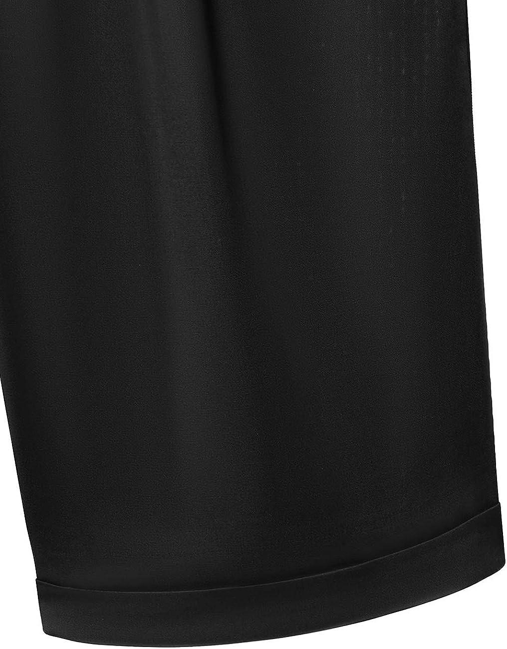 DRESS TELLS Bermuda Shorts Damen Sport Training Schlafanzughose Yoga Fitness Kurze Hosen Laufshorts mit Taschen