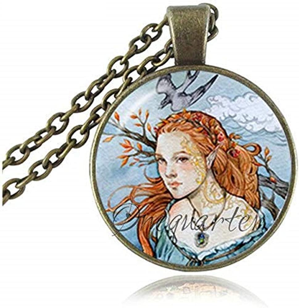 PAPPET Zodiac Sign Necklaces Virgo Libra Gemini Pisces Necklace 12 Horoscope Constellation Glass Dome Pendant Jewelry Gifts for Women /& Men