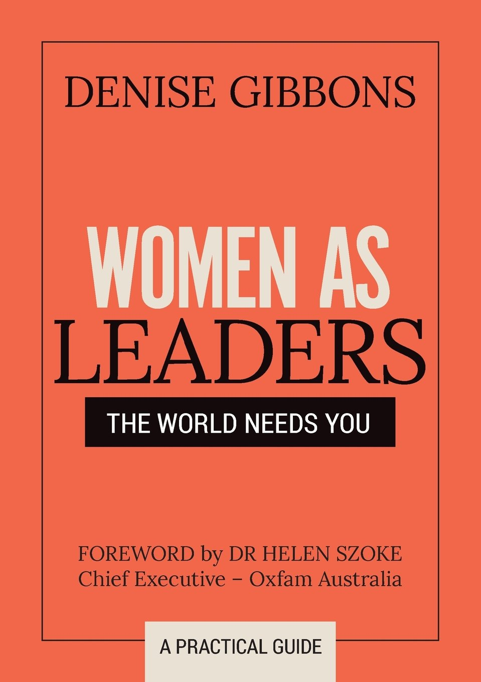 Women as Leaders: The World Needs You pdf epub
