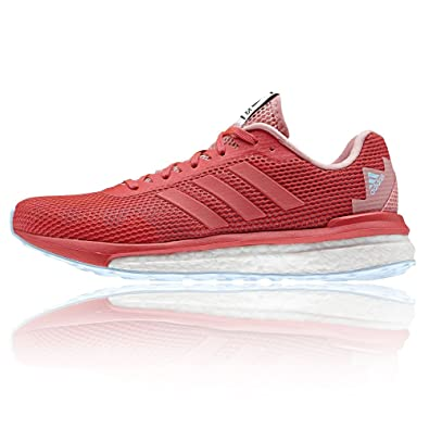 adidas Vengeful W - AQ6094 - Color White-Red-Pink - Size: 5.5