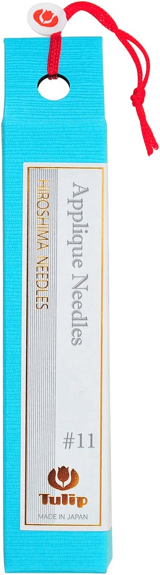 6-Pack Sewline Tulip Piecing Needles Size-9