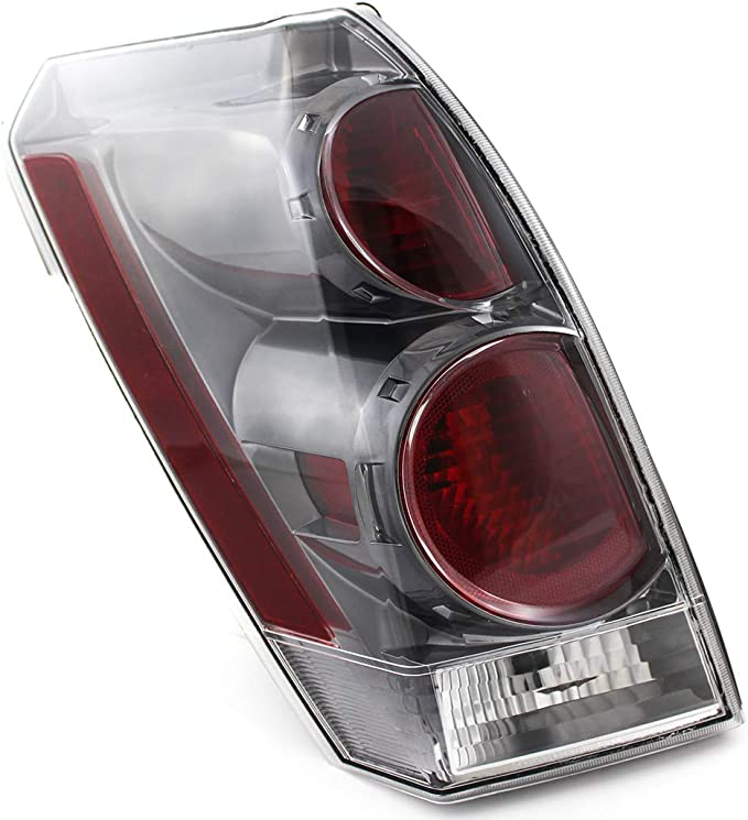 Genuine Nissan Parts 26555-ZM70B Driver Side Taillight Assembly