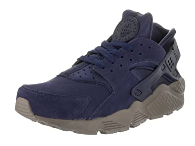 timeless design 8036c 0d51e Nike - Basket Air Huarache Run Se 852628 - 400 Bleu - Couleur Bleu - Taille