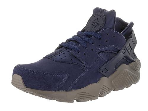 chaussures nike air huarache bleu