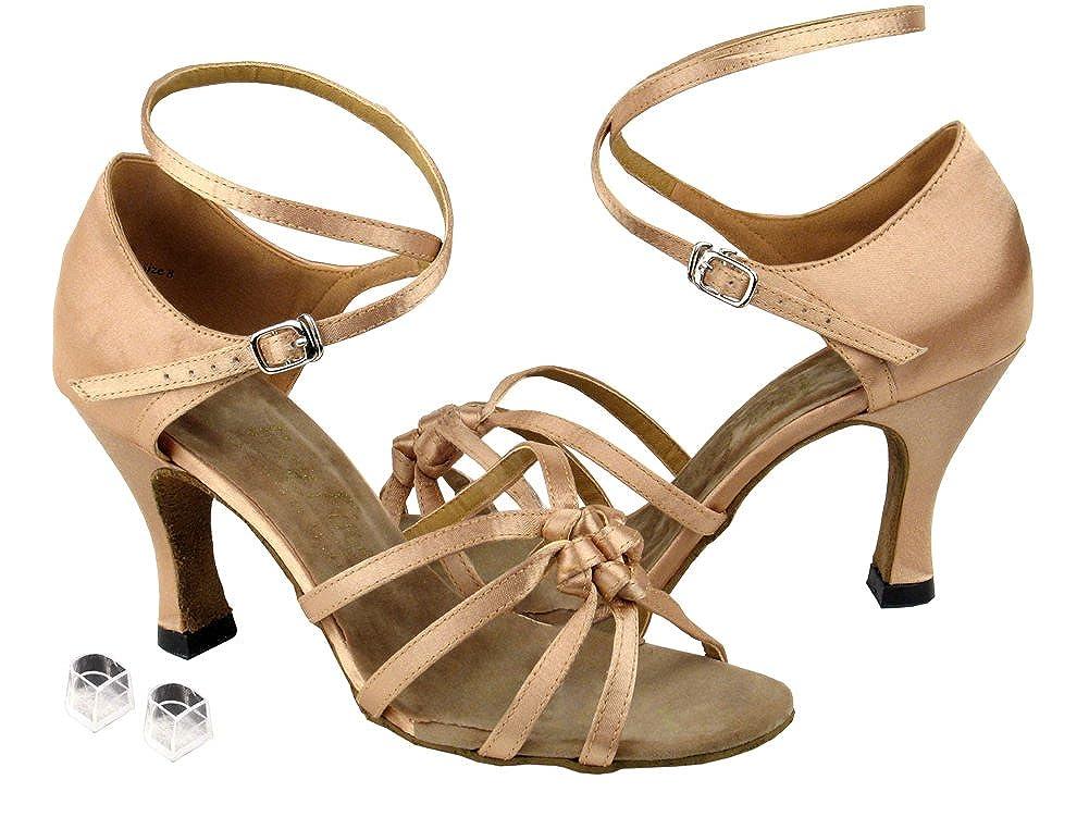 Very Fine Ladies Women Ballroom Dance Shoes EK5011 with 2.5 Heel