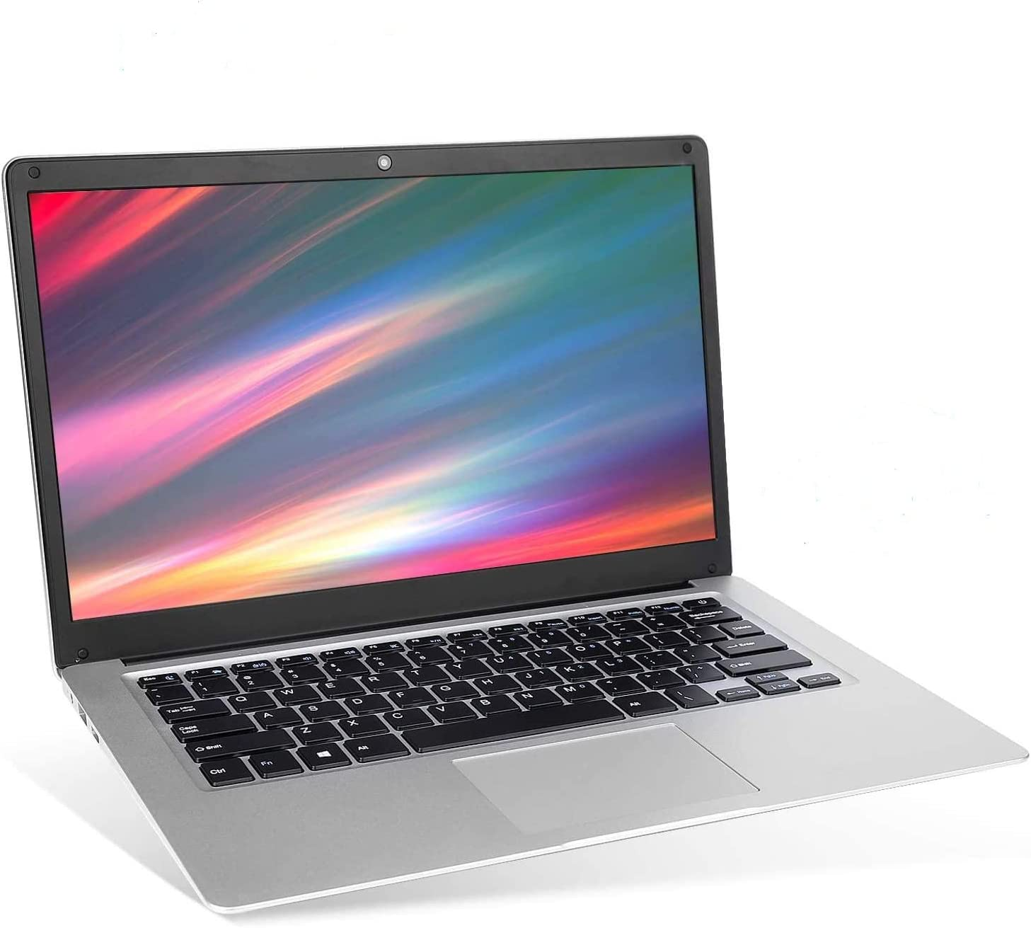 13.3 Inch Laptop (Intel Celeron_j3455 Quad Core CPU ,6GB DDR3 RAM ,128GB SSD ,10000mAH Battery , 5G WiFi ,HD Webcam ,Windows 10 Preinstalled )