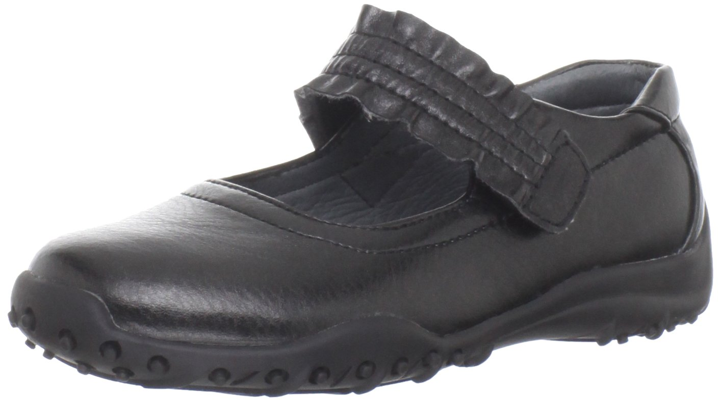 Nina Runalong Mary Jane (Toddler/Little Kid/Big Kid),Black,3 M US Little Kid