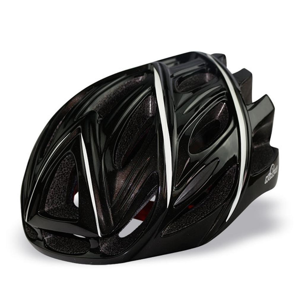 Erwachsene Fahrrad Fahrradhelm für Männer Frauen Einstellbare Größe Leichte Atmungsaktive 57-61 CM