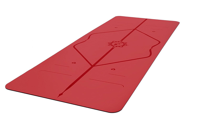 Liforme Love Mat - Rojo - Limited Edition: Amazon.es ...