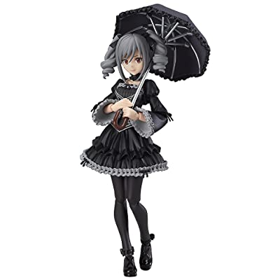 Good Smile Idolmaster Cinderella Girls: Ranko Kanzaki Figma Action Figure: Toys & Games