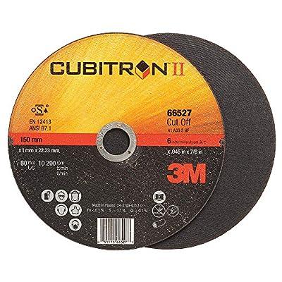 """CutOff Wheel, 6""""x.045""""x7/8"""""""