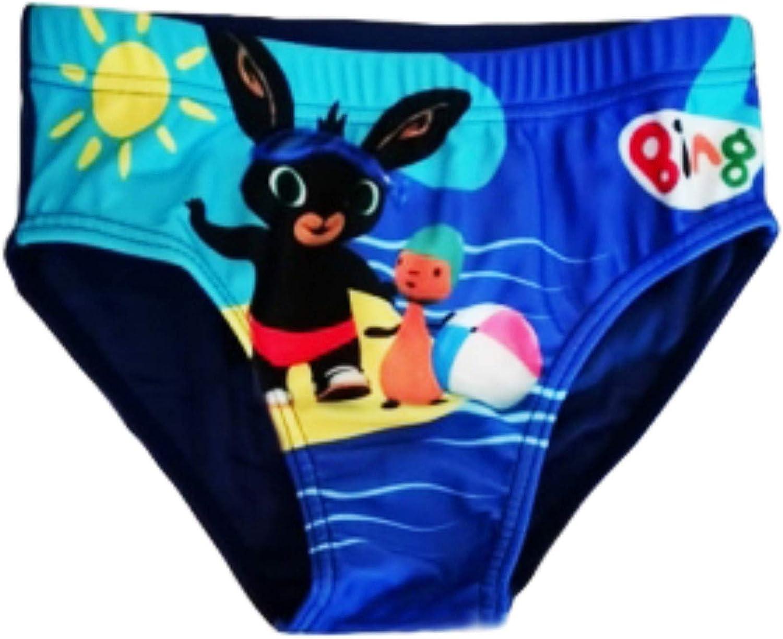 SUN CITY Costume Bambino Coniglietto Bing Misura 2 3 4 5 6 Anni Estate 2020