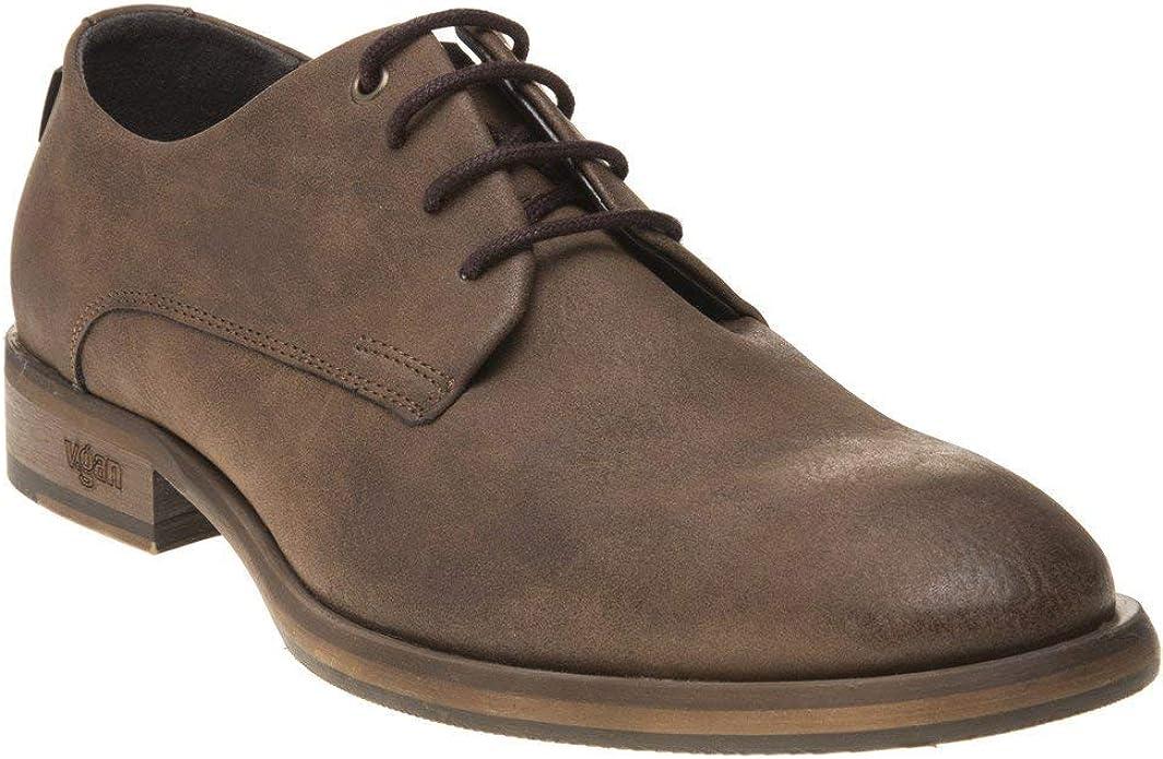 V Vegan Oatmeal Hombre Zapatos Marrón