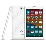 IKALL N5 4G Calling Dual Sim Tablet with 7 Inch Display (White, 2GB Ram, 16GB Internal Memory)