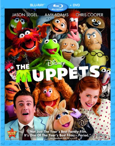 Blu-ray : The Muppets (With DVD, Dubbed, , Widescreen, Digital Theater System)
