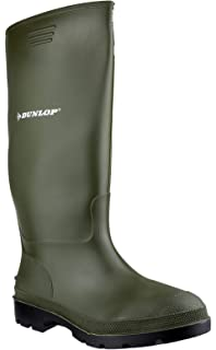 ee66f9e2d88 Dunlop 380PP Rubber Boots for Men: Amazon.co.uk: DIY & Tools
