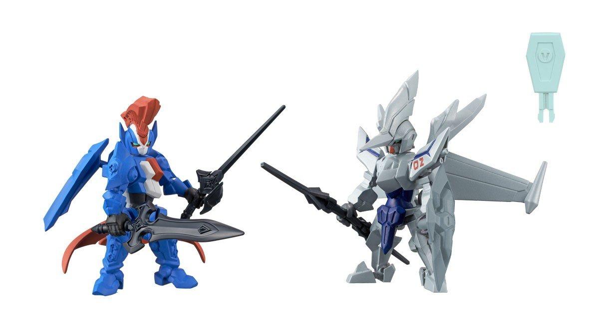 Amazoncom Figure Set Lbx Odin Mk 2 Lbx Achilles D9 Toys Games