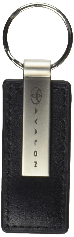 INC Au-Tomotive Gold Toyota Avalon Black Leather Key Chain AG