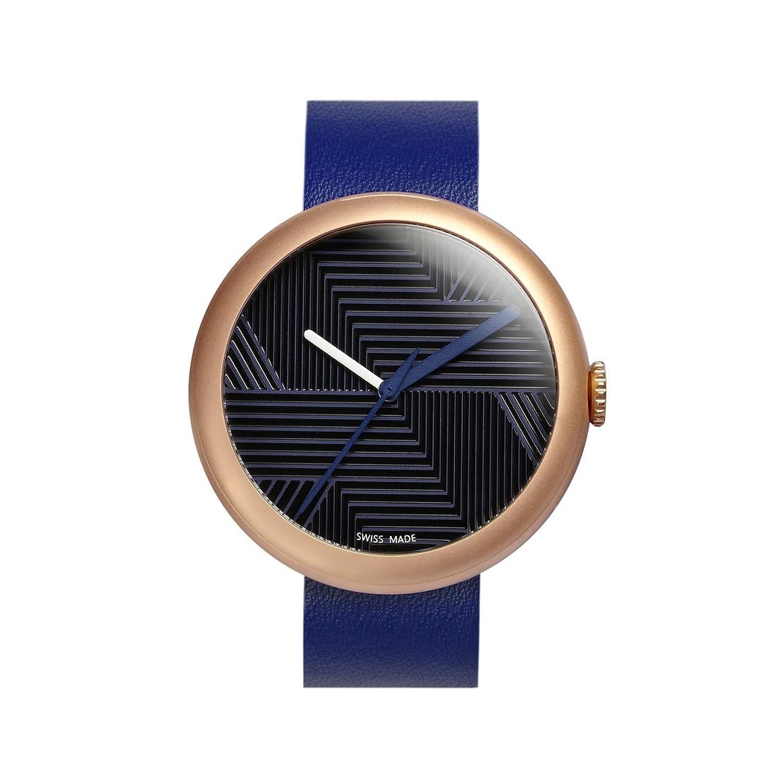Objest Herren-Armbanduhr COPBLU104