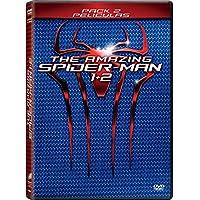 The Amazing Spider-Man + The Amazing Spider-Man 2 [DVD]