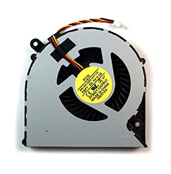 Toshiba Satellite C50-A-1JU Toshiba Satellite C50-A-1KQ Power4Laptops Replacement Laptop Fan for Toshiba Satellite C50-A-1JQ Toshiba Satellite C50-A-1JR Toshiba Satellite C50-A-1LF