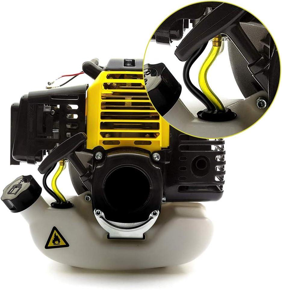OD Cortac/ésped Cortadoras 3.5 mm Mangueras De Combustible Universal Manguera Gasolina con 2Pcs Carburador para Desbrozadora AFASOES 5Pcs Tubo de Gasolina con Filtro de Gasolina ID 5.5 mm