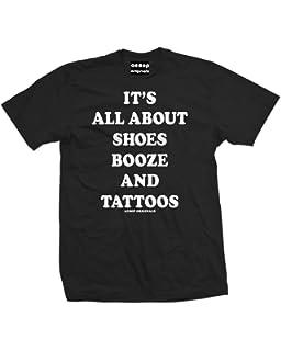 T Shirt Tank Top Shirt Summer Fun Shirt Skate Skater TATOUAGE GIRL