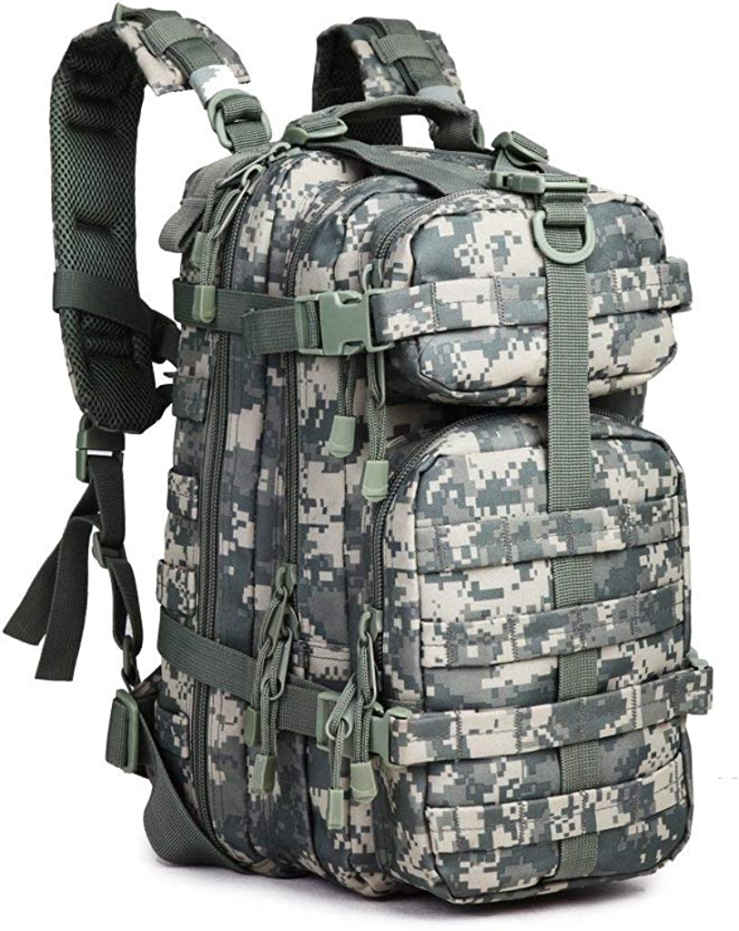 Kiwicomp Military Rucksack Tactical Backpack Sports Outdoor Hunting Fishing Personal Defense