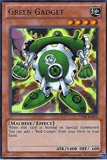 Yu-Gi-Oh! - Green Gadget (TU08-EN002) - Turbo