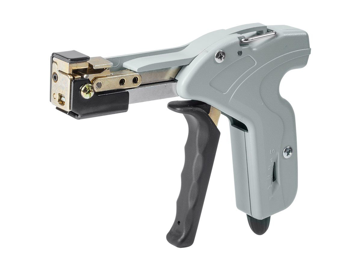 Monoprice Stainless Steel Cable Tie Gun