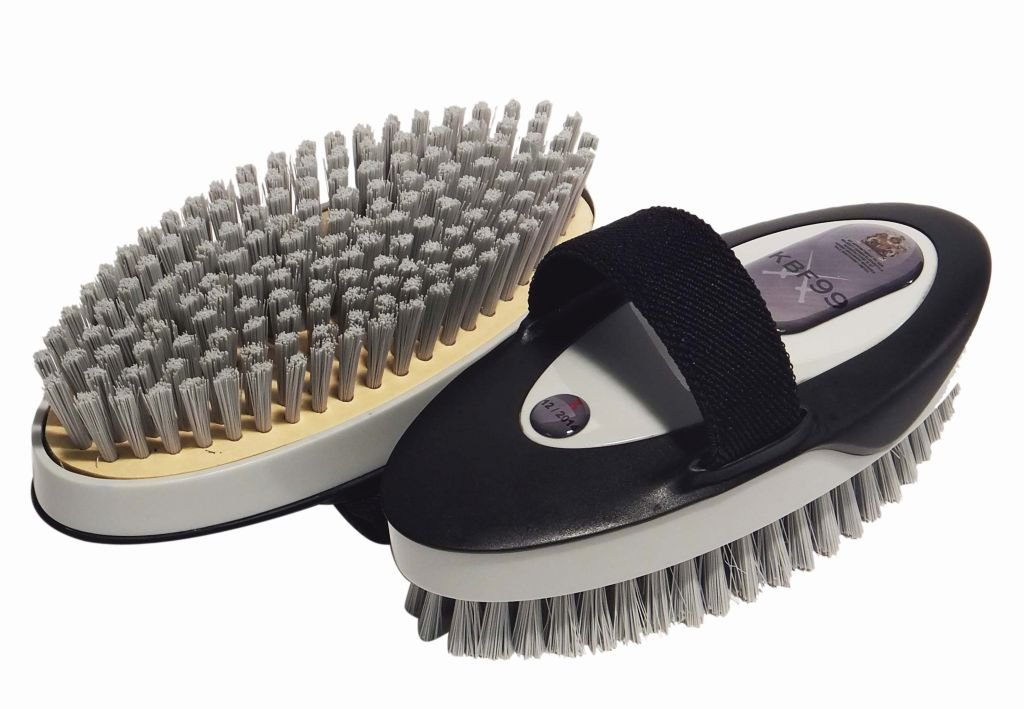 Kbf99 Body Brush - Antibacterial (black/grey)